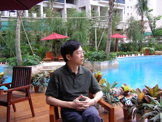 总裁班 清华大学 戴欣明